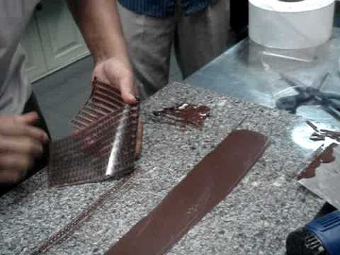chocolate decoration 2