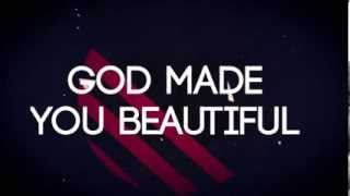 Beyonce - God Made You Beautiful (Lyric Video) lyrics (French translation). | When you were born