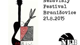 Video Hledání, Nezávislý Festival Branišovice, 21.8.2015 (Video: Syky)