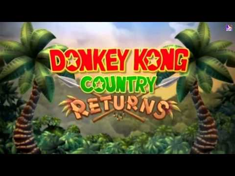Donkey Kong Country Returns Jungle groove OST