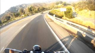 9. 2014 Yamaha Bolt  Running highway 18