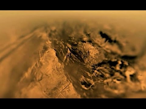 NASA video recreates Huygen probe s historic landing on