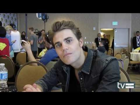 wesley - Paul Wesley talks about what is coming up for Stefan in The Vampire Diaries Season 6. This was taken during Comic-Con 2014. Follow us in these places: http://bit.ly/daemedia - Subscribe to...