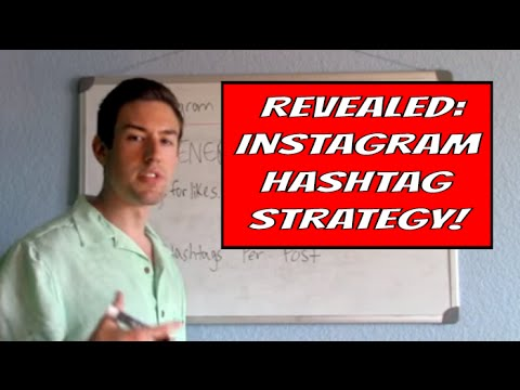 Instagram For Business Marketing Tip: Instagram Hashtags Strategy!