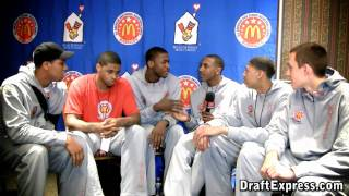Louisville vs. Kentucky: Smackdown - 2011 McDonald's All American Game