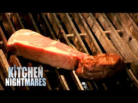 Gordon Furious As Amateur Chef Doesn't Season ANYTHING! | Kitchen Nightmares