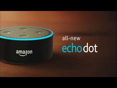 Amazon Echo Dot 2nd Generation короткий огляд плюси та мінуси Алекси Обзор