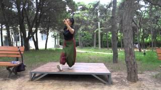 Qi Qong, une chorégraphie...au ralenti