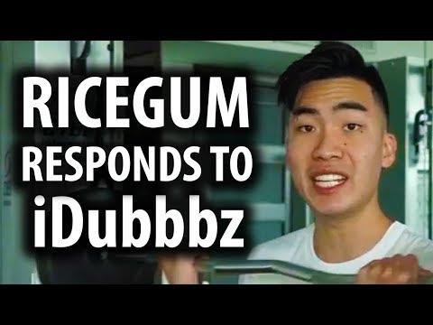 RiceGum's Failed Response to iDubbbz Content Cop
