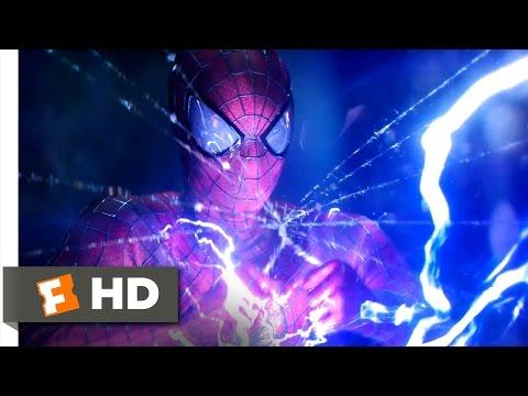 The Amazing Spider-Man 2 (2014) - Electro Overload Scene (8/10) | Movieclips (видео)