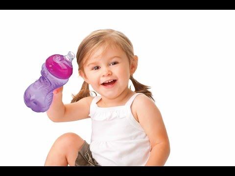 Как научить ребенка пить самостоятельно?_Урок№5_Психофизическое развитие