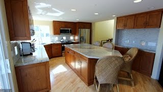 Custom Design Build Kitchen Remodel in San Clemente