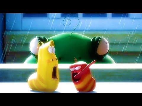 LARVA - THUNDER STORM | Cartoon Movie | Cartoons For Children | Larva Cartoon | LARVA Official