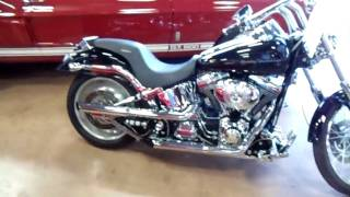 2. 2002 Harley-Davidson Softail Deuce with Stage III Screamin Eagle Upgrades