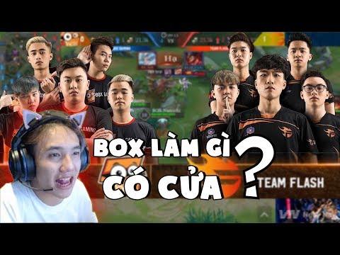 Bé Chanh phân tích lý do BOX GAMING thua SẤP MẶT TEAM FLASH - Thời lượng: 13 phút.