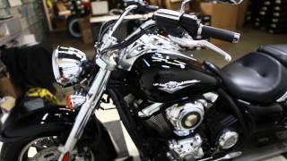 7. 2009 Kawasaki Vulcan 1700 Classic Black