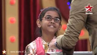 Watch Chef Jolly spread love on Junior MasterChef Swaad Ke Ustaad