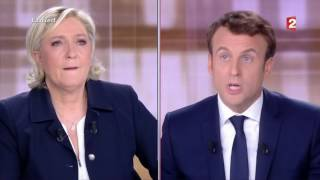 Video Macron VS Le Pen Au Grand Débat - 3ème Partie (03/05/17) MP3, 3GP, MP4, WEBM, AVI, FLV Juni 2017