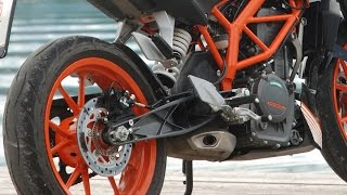 8. KTM Duke 390 | Specifications and Features Review