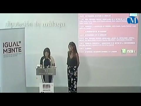 Presentación de la Jornada EMI (Empresarias Malagueñas Impulsan) Innovación