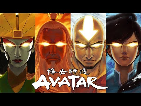 The Most Powerful Characters in Avatar (Tier 1)