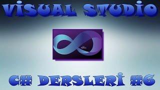 C# DERSLERİ #6 İF - ELSE