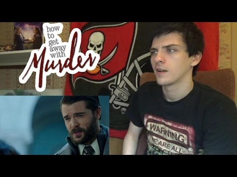 How to Get Away with Murder - Season 1 Episode 10 (REACTION) 1x10