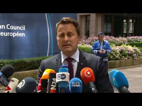 Ξαβιέ Μπετέλ: Η Ε.Ε. δεν είναι facebook, δεν υπάρχει κατάσταση it's complicated