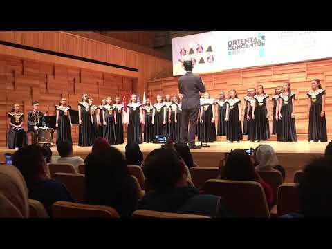 Gita Assisi Choir - Gaudete! (Arr. Piae Contiones & Michael Engelhardt)