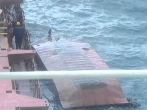 Моряки утопили бот