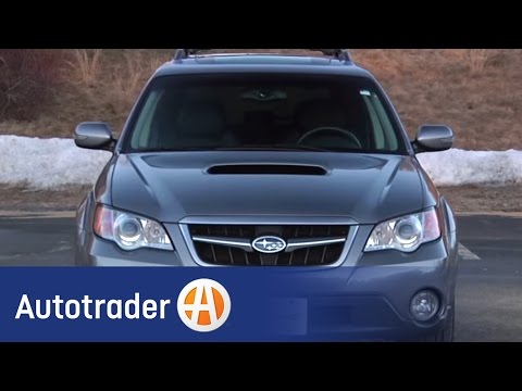 2005-2009 Subaru Outback - Wagon | Used Car Review | AutoTrader