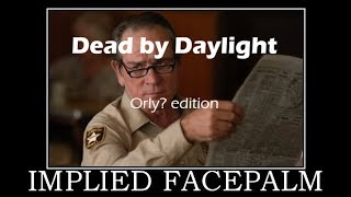 When players in Dead by Daylight decide to disconnect for whatever reason, it just brings up the question: Why? Not worth the time, effort or patience?This episode is dedicated to those kind of matches...I hope you wont cringe too much. Cheers!
