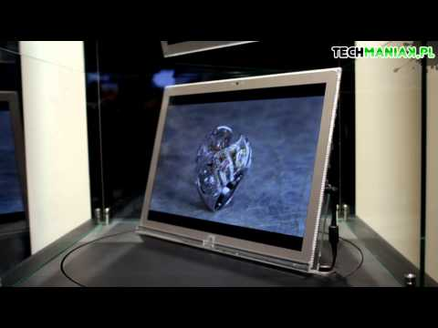 Panasonic Toughpad UT-MB5 – 20 cali z 4K na IFA 2013 (hands-on)