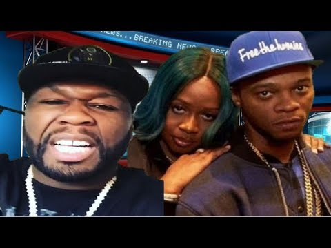 50 CENT And PAPOOSE Back And Forth Over REMY MA Getting WILD, FAT JOE Intervenes