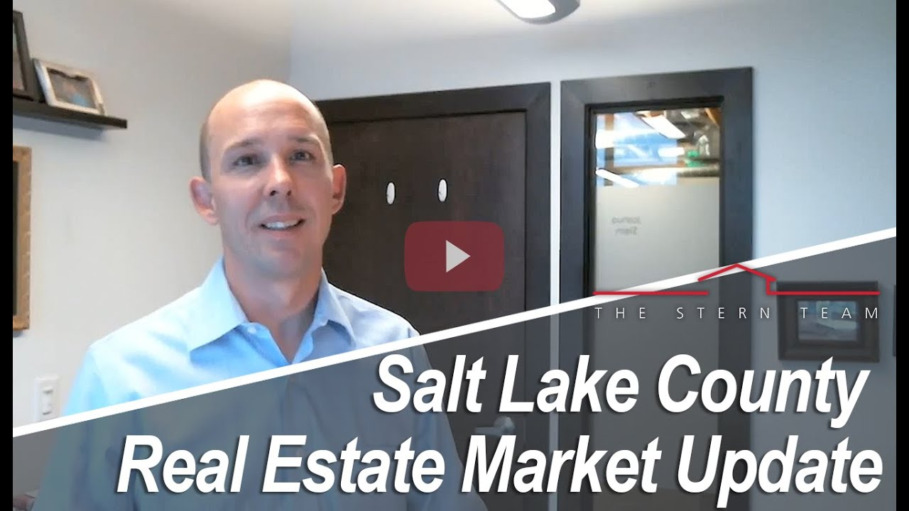 What's Happening with Salt Lake County Real Estate?