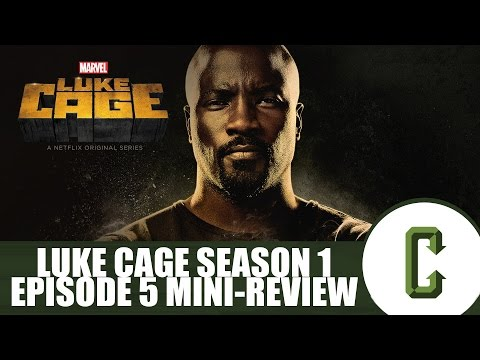 """Luke Cage Season 1 Episode 5 """"Just to Get a Rep"""" Mini-Review"""