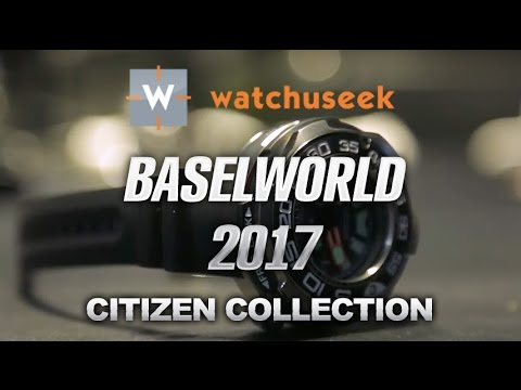 , title : 'Citizen Watch Collection from Baselworld 2017: Citizen Eco-Drive One, Divers and More'