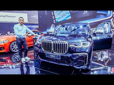 Khám phá chi tiết BMW X7 2019 mũi to 7 chỗ chuẩn bị về Việt Nam | XEHAY - Thời lượng: 21 phút.