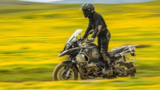 2. 2019 BMW R 1250 GS Adventure First Ride Review