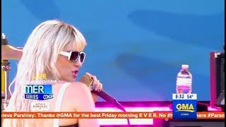 download lagu download musik download mp3 Paramore - Hard Times - (GMA LIVE)