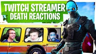 KILLING FORTNITE TWITCH STREAMERS with REACTIONS! - Fortnite Funny Rage Moments ep19