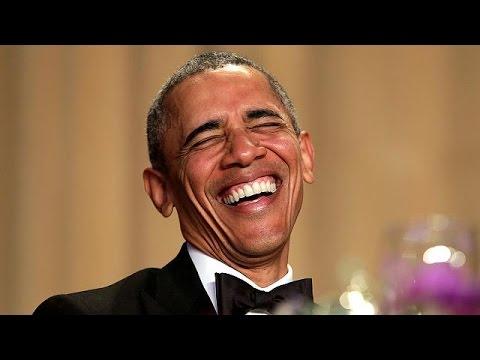 Ο Ομπάμα έφτιαξε βίντεο…παρωδία για τον εαυτό του!