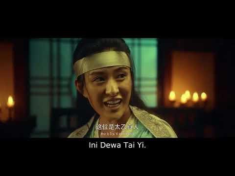 nezha new god of the sea 2019 subtitle indo