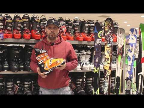 Tutorial NenciniSport: # SCI - La scelta dello scarpone...