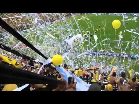 SUR OSCURA RECIBIMIENTO EN AMBATO   BARCELONA  VS MACARA 2012 - Sur Oscura - Barcelona Sporting Club