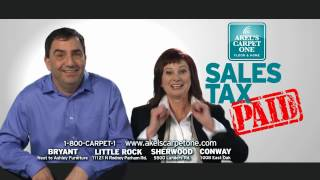 Sales Tax Paid Sale
