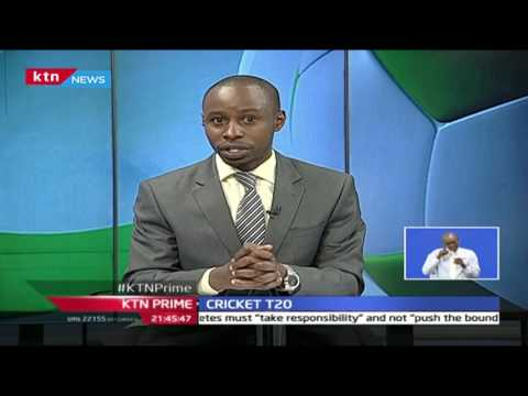 KTN Prime: Kenya looses to Saudi Aribia in cricket, 27/9/2016
