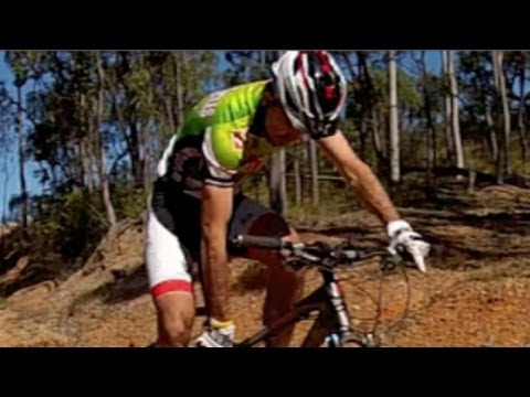 How to Lube your chain on the move – MTB Racing Tip 9