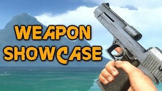 Download Lagu Far Cry 3 - All Weapons Shown Including Signature Weapons (60FPS) Mp3