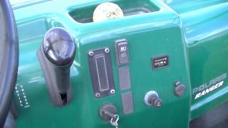 4. 02 Polaris Ranger 500 Switch is Bad